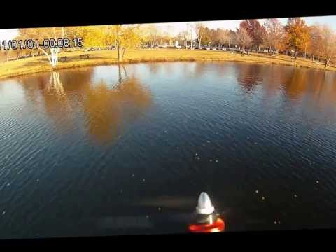 Speed Run on the Charles River
