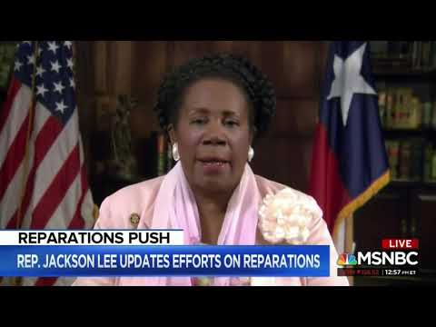 Image result for Rep. Lee: 'America Ready' For Reparations Because Of Trump's 'Attitude