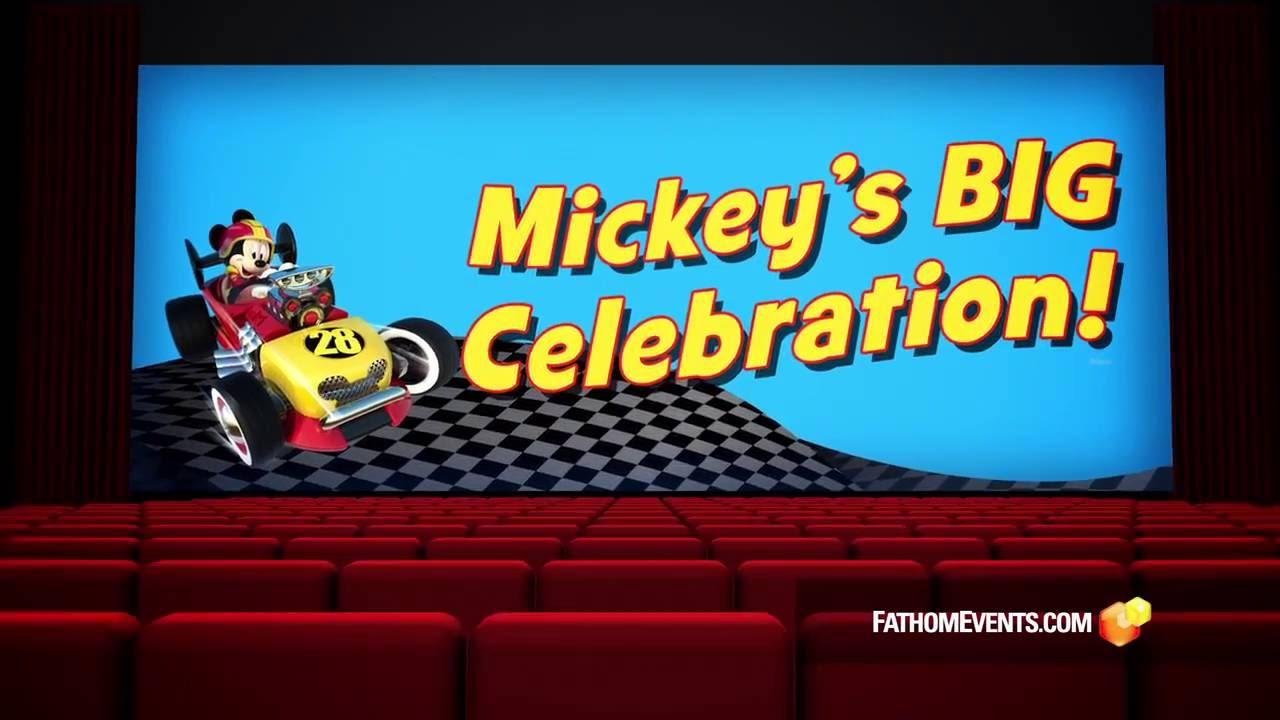 Disney Junior at the Movies Mickeys BIG Celebration YouTube