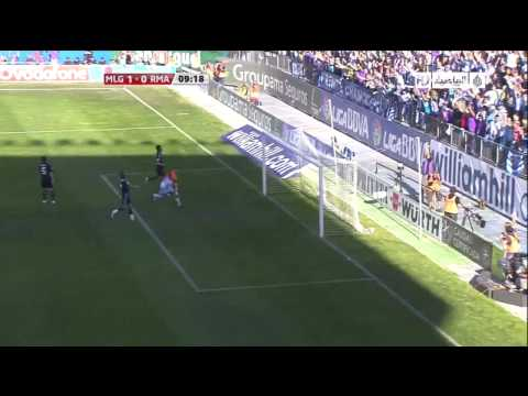 Malaga vs Real Madrid 16/05/10 1-1 (HD)
