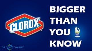 Clorox - Bigger Than You Know