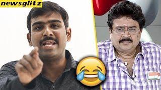 S VE சேகரை பிடிக்க பலே ஐடியா.... | Tamilan Prasanna Troll S Ve sekar