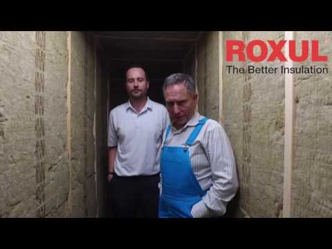 Roxul Safe'n'Sound at KBIS2017 - Fire & Soundproofing Insulation