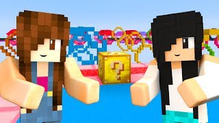 Minecraft - UM LUCKY BLOCK DECIDIU O JOGO!