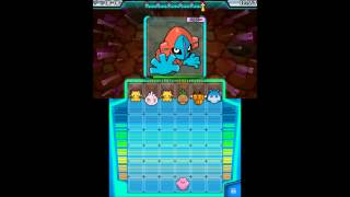 Pokemon Battle Trozei - 100% Walkthrough - Stage 6-6 (Pitch-Black Cavern) - S-Rank