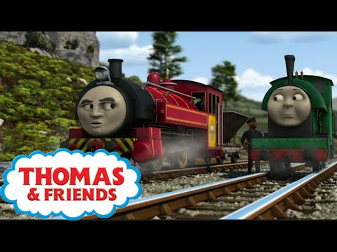 All About Victor | Breakdown Engines | Kids Cartoon | Thomas And Friends