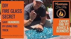 Save Hundreds on Fire Glass! - The Lava Rock Trick