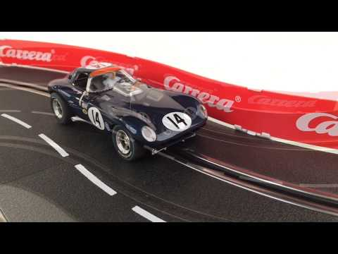 Carrera slot cars – 85509 Fencing