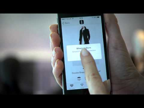 VMBeacon Is Wearables For Mannequins, Sends Clothes Info To Customers