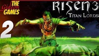 Прохождение Risen 3: Titan Lords [HD|PC] - Часть 2 (Это что ещё за вуду?!)