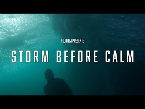 PROJECT REAL: Russell Ord x GFX100 -Storm before Calm / FUJIFILM
