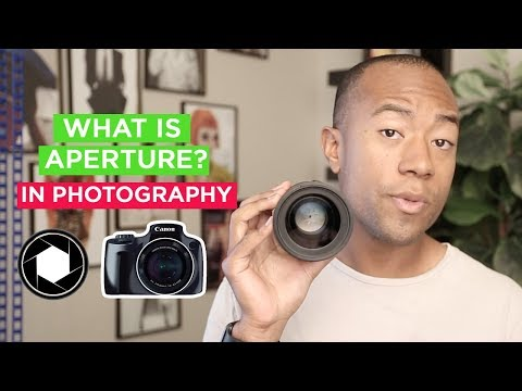 What is Aperture in Photography?  - Tutorial For DSLR Beginners thumbnail