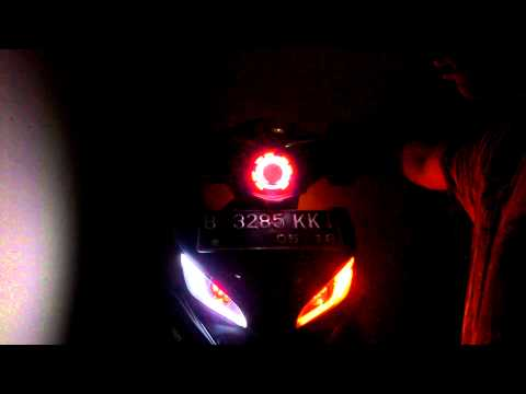New Jupiter MX 2013 DRL and Projector