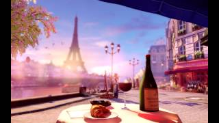 Bioshock Infinite - Burial At Sea Episode 2 Soundtrack - La Vie en Rose Orchestral + Choir