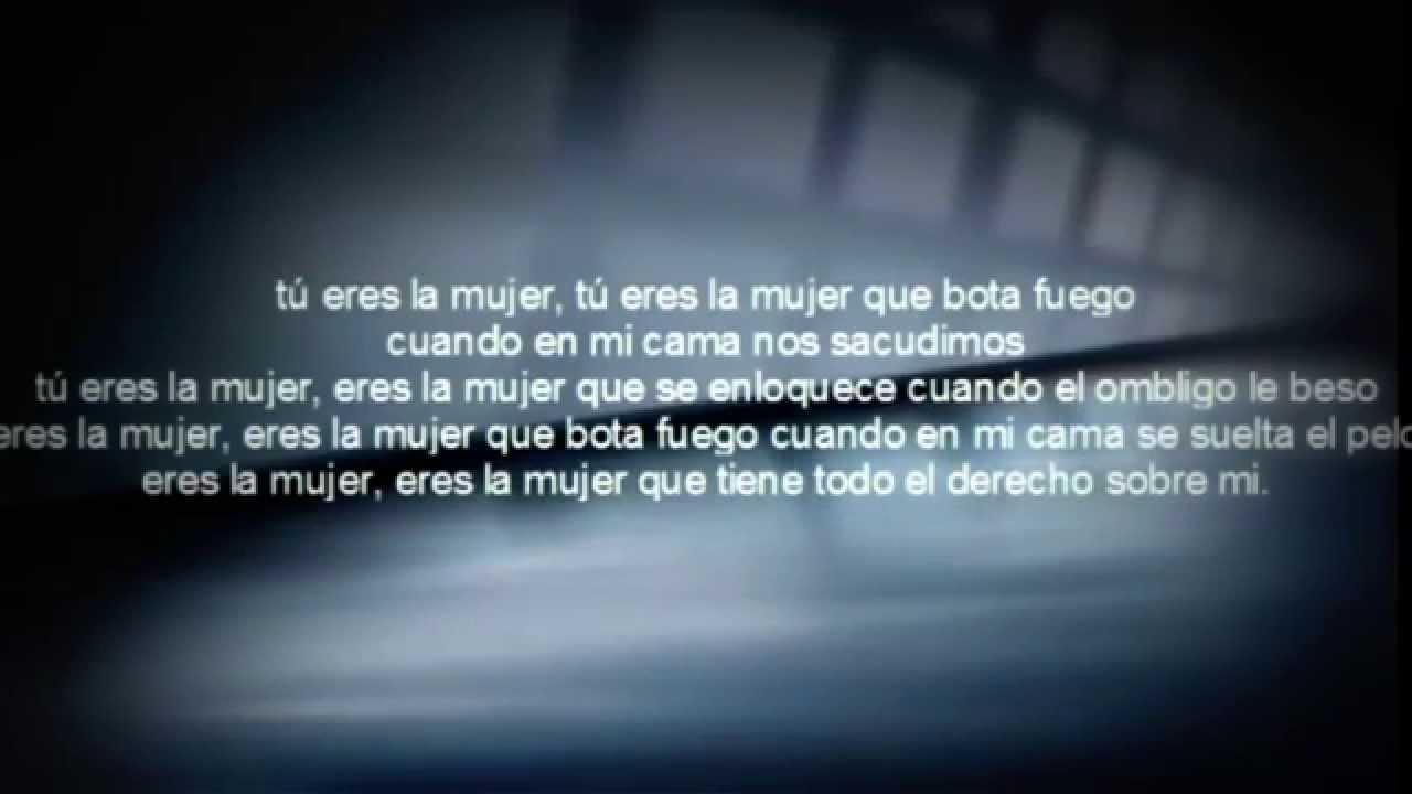 Kurt - La Mujer Perfecta (Lyric Video) - YouTube