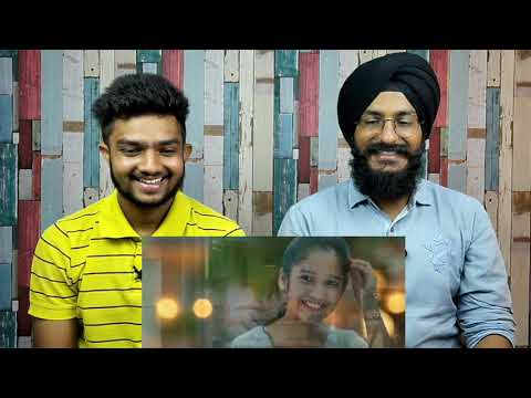 Kannaana Kanney Song REACTION | BEAUTIFUL SONG! | Viswasam | Thala Ajith | D Imman | Sid Sriram