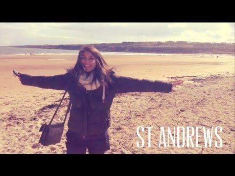 TRAVEL SERIES: Visiting St Andrews