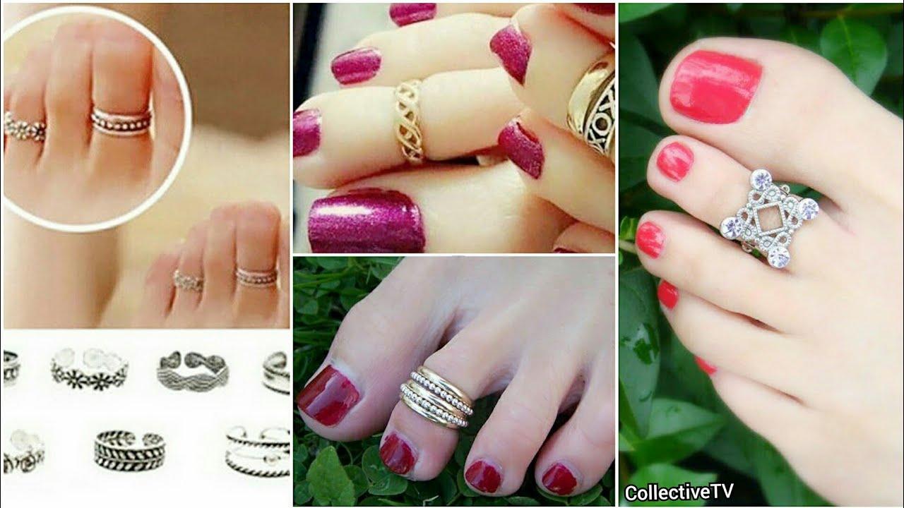Telugu Fashion News | Mettelu aka toe rings in hindu tradition