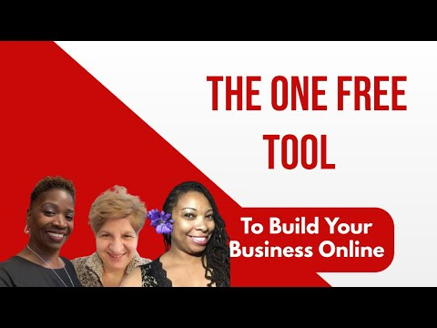 💲💲💲The one Free Tool To Build Your Business Online 💲💲💲