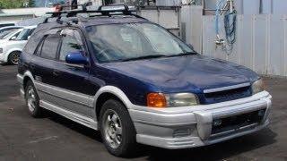 Toyota Sprinter Carib Z touring 1995  No.268