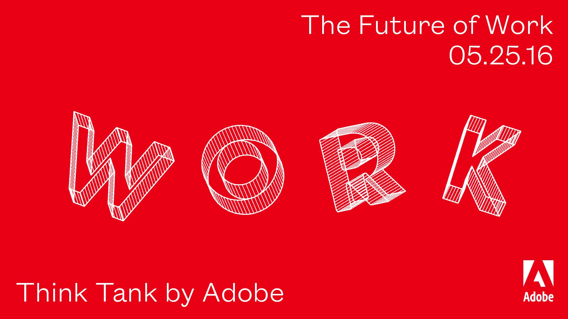 think tank by adobe the future of work adobe tank san francisco ca