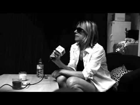 Interview de Kim Gordon @ le Ciel