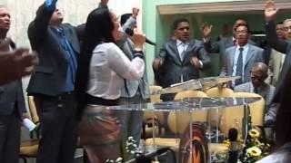Eliane Silva - Isso é Coisa pra Deus - Assembléia de Deus de Itacibá - 08/06/2013
