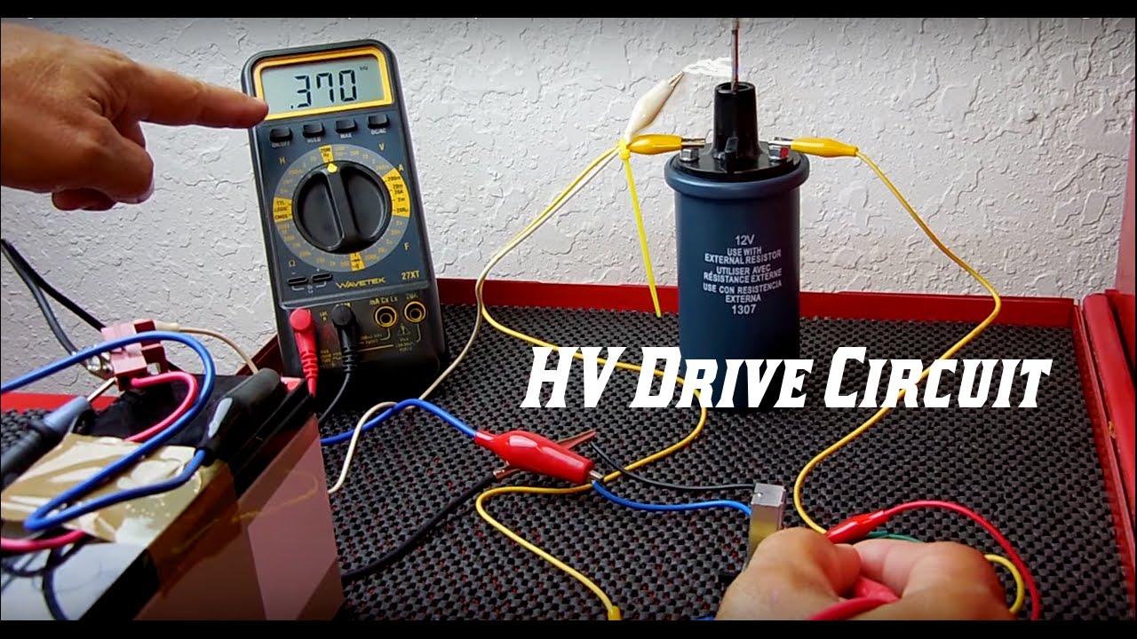 Fishshockerwiringdiagram Ignition Coil Driver A High Voltage