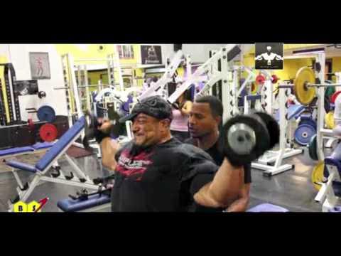 Roelly Winklaar Shoulders Workout Compilation - World Bodybuilder Workout