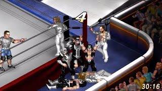 KISS vs Bee Gees Referee: John Cena Kiss (often stylized as KISS) i...