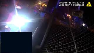 Bodycam: Trenton police officers respond to shooting