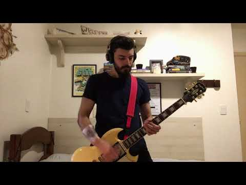 Plastic Fire - O Preço de Ser Impessoal (guitar cover)
