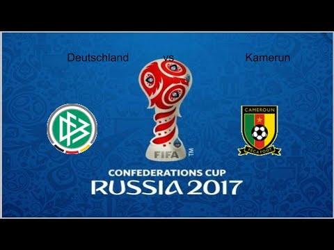 deutschland vs kamerun
