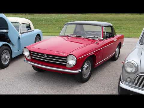 A look at a couple Innocenti versions of Austin cars