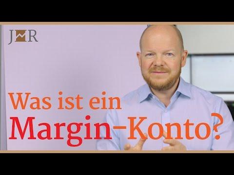 Was ist eigentlich ein Margin-Konto?