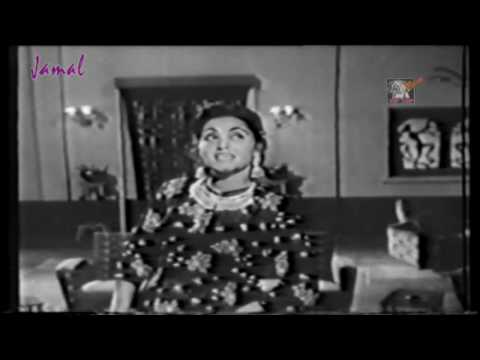 Noor Jehan - Teray Dar Par Sanam Chalay Aaye - Neend (HD)