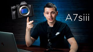 Видео с Sony a7siii и цветокоррекция 10bit 4k. Обзор исходника новой камеры Sony.