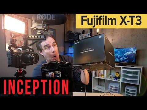 Fujifilm XT3 Unboxing, Setup And Camera Settings Guide