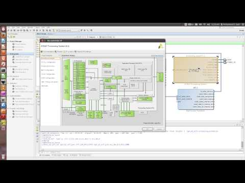 ZYNQ Training - Session 07 Part III - AXI Stream In Detail (RTL Flow)
