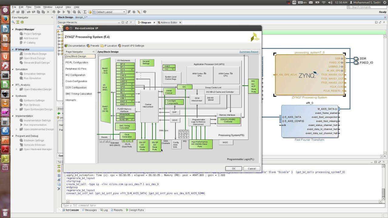 zynq training session 07 part iii axi stream in detail rtl flow  [ 1280 x 720 Pixel ]