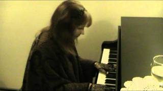 Going Back by Carole King (piano cover)