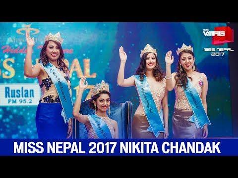 MISS NEPAL WORLD 2017 NIKITA CHANDAK | M&S VMAG |