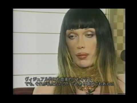 """Dead Or Alive Pete Burns Steve Coy """"Fragile"""" Interview Japan 2000 & Tv Commercial"""