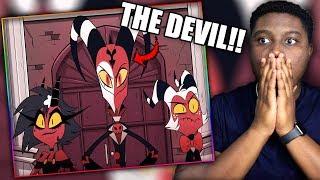 THE DEVIL WEARS PRADA!   HELLUVA BOSS (PILOT) Reaction!