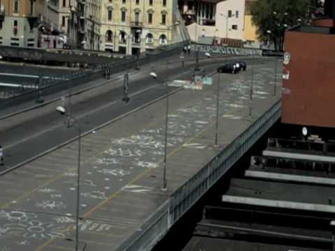 SUSPENDED GARDEN OF BABILON IN MILANO