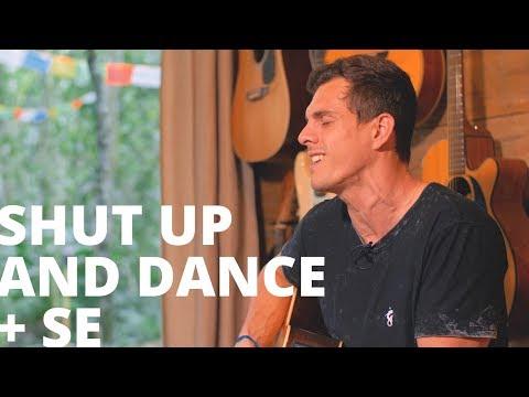 Shut Up and Dance & Se - Walk The Moon + Djavan Mashup Gus Abiz cover acústico Nossa Toca