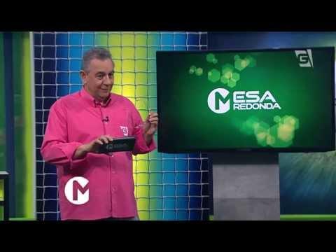 Mesa Redonda - O Jogador Mais Bonito Do Brasileirão (05/10/14)