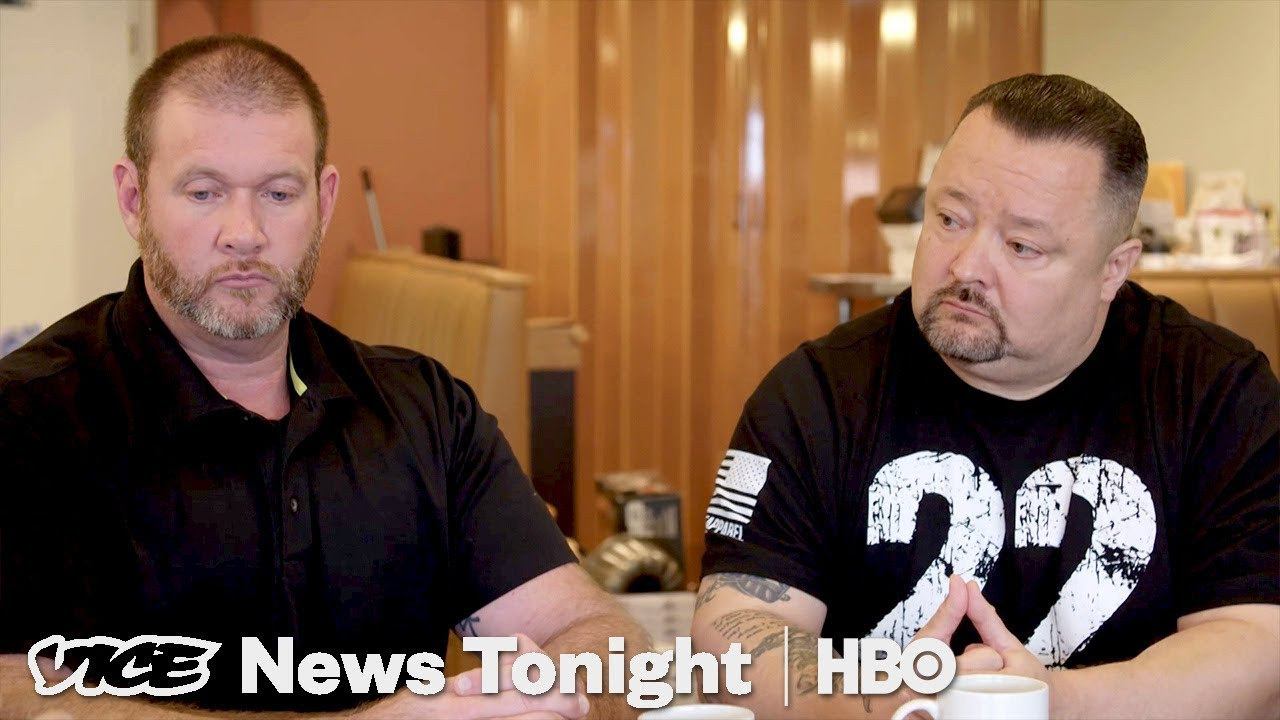 The Government Shutdown Is Turning Prison Guards Into Uber Drivers (HBO)