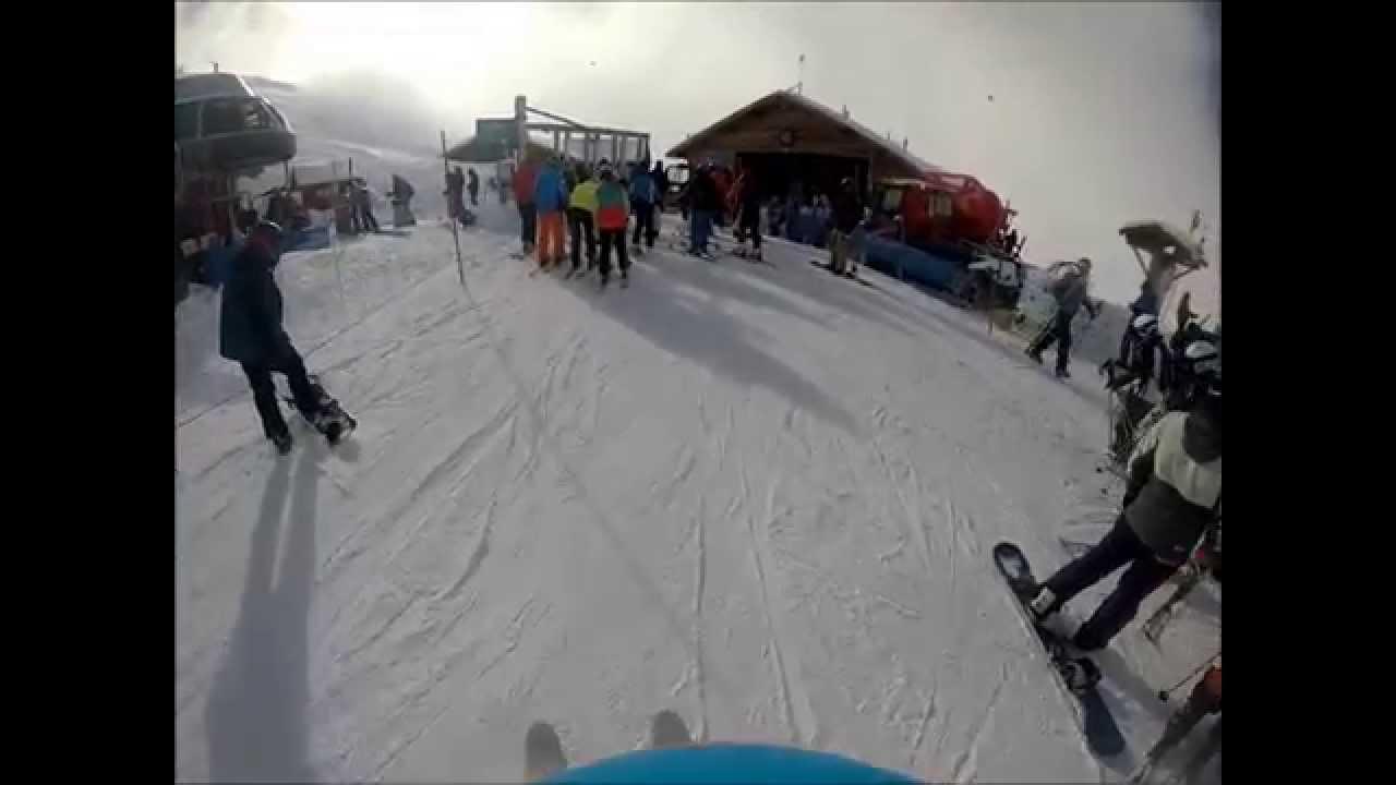 Ski gopro hero4 champoluc (ao)