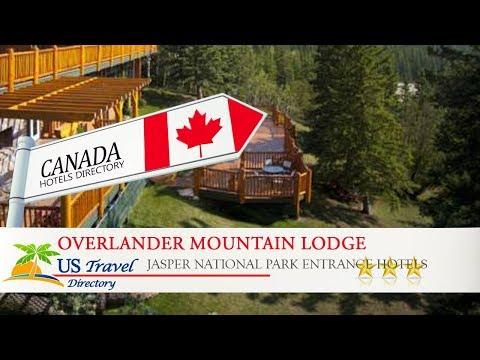 Overlander Mountain Lodge - Jasper National Park Entrance Hotels, Canada